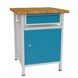 Metalowy stół warsztatowy roboczy STW112 600mm MALOW