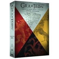 Galapagos Gra o tron, sezon 3 (5 dvd) digipack (7321910328071)