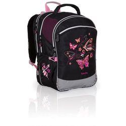 Plecak szkolny  chi 710 a - black wyprodukowany przez Topgal
