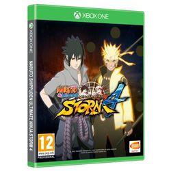 Naruto Shippuden Ultimate Ninja Storm 4, gra Xbox One