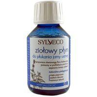 Sylveco Ziołowy płyn do płukania jamy ustnej – mini wersja (5902249010701)