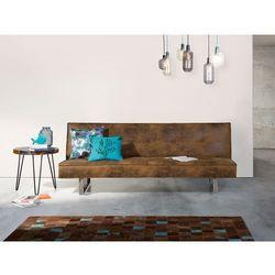 Luksusowa sofa kanapa DERBY brązowa - sprawdź w wybranym sklepie