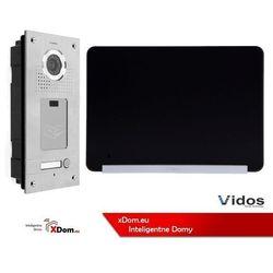 Zestaw Wideodomofonu Vidos stacja bramowa z czytnikiem RFID monitor 7'' S561A_M690BS2