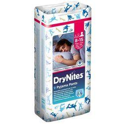 DryNites - superchłonne majteczki na noc - wariant dla chłopców 8-15 lat - - 9 szt. (pieluchomajtki)