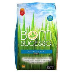Portugalski ryż, odmiana carolino 1 kg wyprodukowany przez Bom sucesso