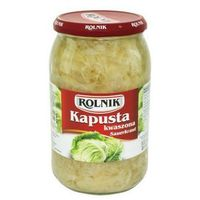 Rolnik Kapusta kwaszona 900 ml