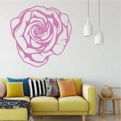 Szablon malarski kwiat róży 2043