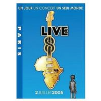 Live 8 - Paris (DVD) - Warner Music Poland