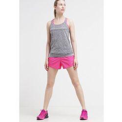 Nike Performance MODERN EMBOSSED TEMPO Krótkie spodenki sportowe vivid pink/reflective silver, różowy w 5 r