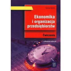 Ekonomika i organizacja przedsiębiorstw ćwiczenia, książka w oprawie broszurowej