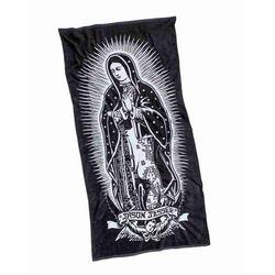 Santa cruz Ręcznik - guadalupe towel black (black) rozmiar: os