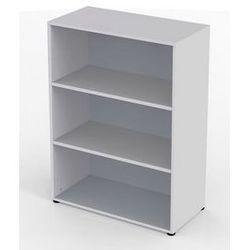 VERA - Regał biurowy,2 półki, szer. 800 mm