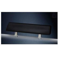 Lineablue Zagłówek wannowy prosty - kolor ciemny grafit