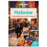 Izrael rozmówki Lonely Planet Hebrew Phrasebook, oprawa miękka
