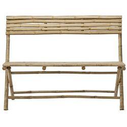Ławka bambusowy Mandisa