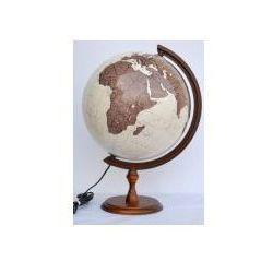 Globus 320 antyczny podświetlany (5906727902632)