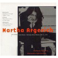 Mozart, Liszt, Chopin - Martha Argerich, Sinfonia Varsovia