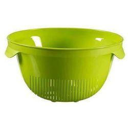 Cedzak okrągły zielony