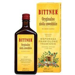 Bittner Oryginalne zioła szwedzkie 500ml Langsteiner (Pozostałe leki chorób układu pokarmowego)