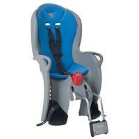 Hamax  fotelik rowerowy sleepy szary, niebieska wys