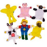 Farma - pacynki na palec marki Bigjigs toys
