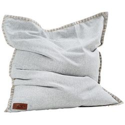 Pufa squareit cobana junior outdoor 100x130 biała marki Sackit