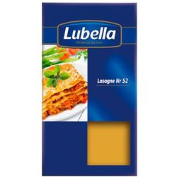 500g inspiracje makaron lasagne marki Lubella