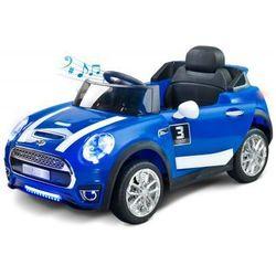 Toyz Maxi Samochód na akumulator dziecięcy blue nowość ze sklepu foteliki-wozki.pl