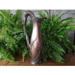 Secesyjny dzban - wazon z ważką (an10110a4) marki Veronese
