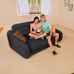 Intex dmuchana sofa/łóżko 193 x 221 66 cm 2 osobowe 68566NP - oferta [45f94874b7154708]