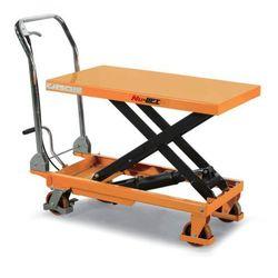 Podnośny stół TF o maksymalnym obciążeniu 750 kg