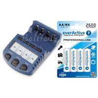 BC-1000 (następca BC-900) + 4 x R6/AA everActive 2600, kup u jednego z partnerów