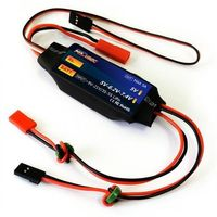 Regulator napięcia DWhobby UBEC Dual R/C 5V 6.2V 7.4V (sterowane PWM)