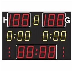 Monacor msa-210300 tablica wyników bezprzewodowa (4007754272291)