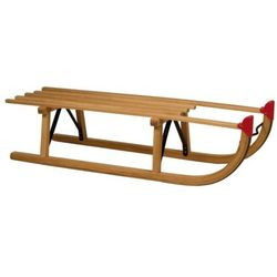 Nijdam Drewniane sanki Davos 100 cm 0273 - produkt z kategorii- Sanki