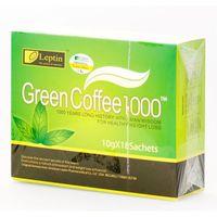 3 x Green Coffee 1000 - zielona kawa 54 saszetek - rewelacja na odchudzanie.