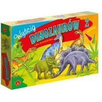 ALEXANDER Gra Wyścig Dinozaurów