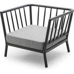 Krzesło Tradition Lounge szare