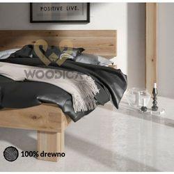 Łóżko dębowe Caragana 02 200x200