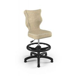 Krzesło dziecięce na wzrost 133-159cm petit black vs26 rozmiar 4 wk+p marki Entelo