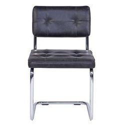 Woood Krzesło RUBY czarne 350316-Z