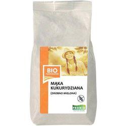 bezglutenowa mąka kukurydziana BIO 450g BioHarmonie (mąka)