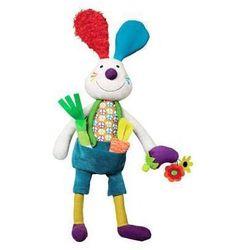 Ebulobo, Happy Farm, interaktywny Królik z 3 zabawkami