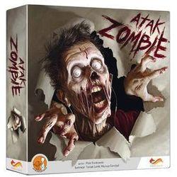. atak zombie - gra planszowa wyprodukowany przez Foxgames