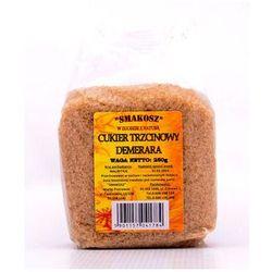 Cukier trzcinowy brązowy 250g