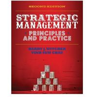 Strategic Management, w. CourseMate and eBook Access Card Chau, Vinh