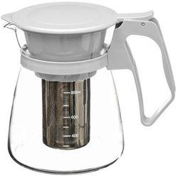 5five simple smart Szklany dzbanek, zaparzacz do herbaty baltik - 900 ml