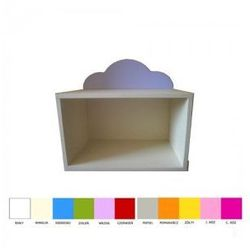 Półka wisząca II FLOWER, towar z kategorii: Regały i półki