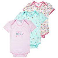 Gelati Kidswear MERMAID 3 PACK Body multicolor, 17110045