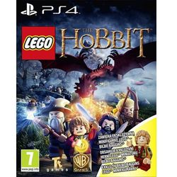 Gra LEGO The Hobbit z kategorii: gry PS4